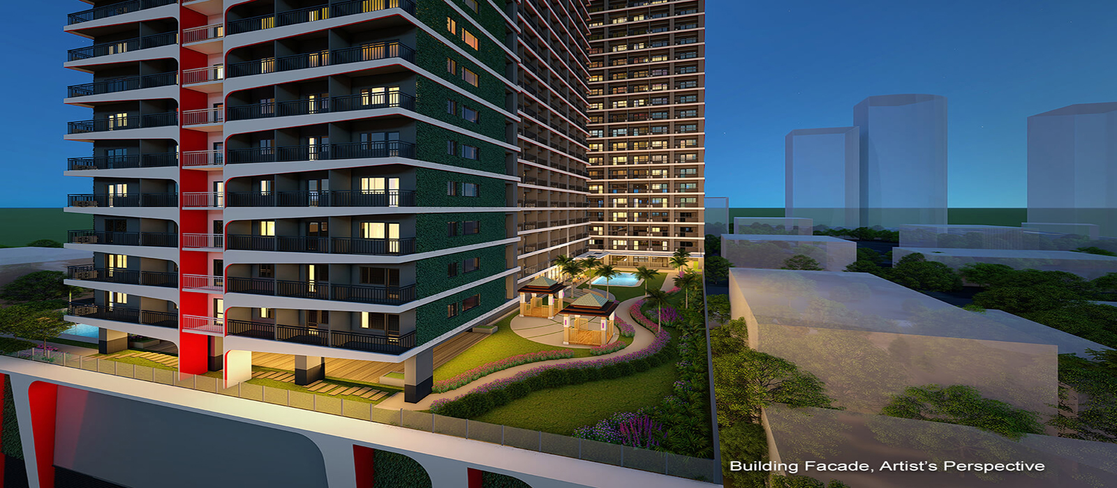 RED RESIDENCES PROPERTIES IN THE PHILIPPINES